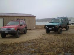 XJ1996s 1996 Jeep Cherokee