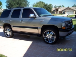 CHails 2002 Chevrolet Tahoe