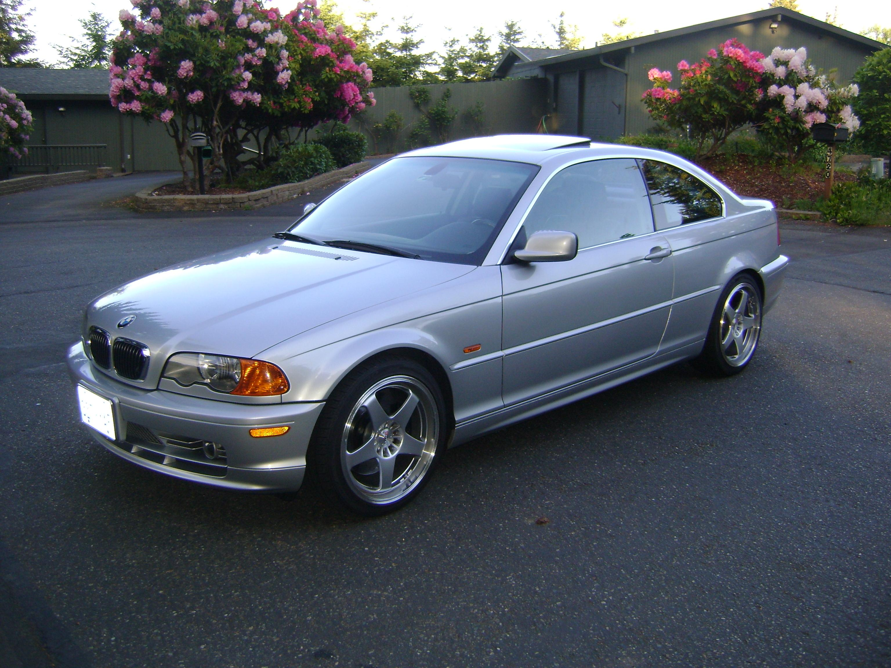 Tmoney24 2001 BMW 3 Series