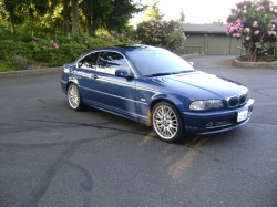 Tmoney24s 2001 BMW 3-Series