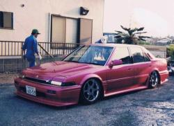 azcs 1989 Honda Accord