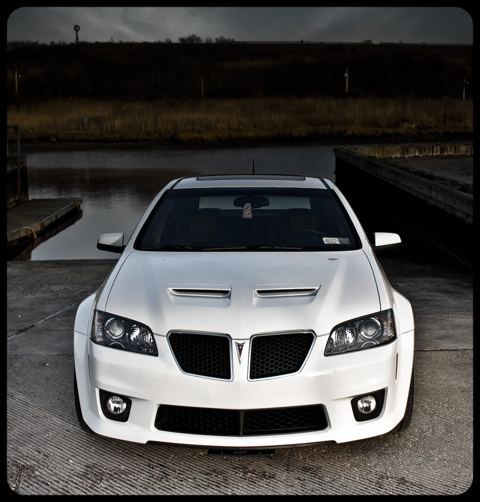 Remikinz 2008 Pontiac G8gt Sedan 4d Specs Photos