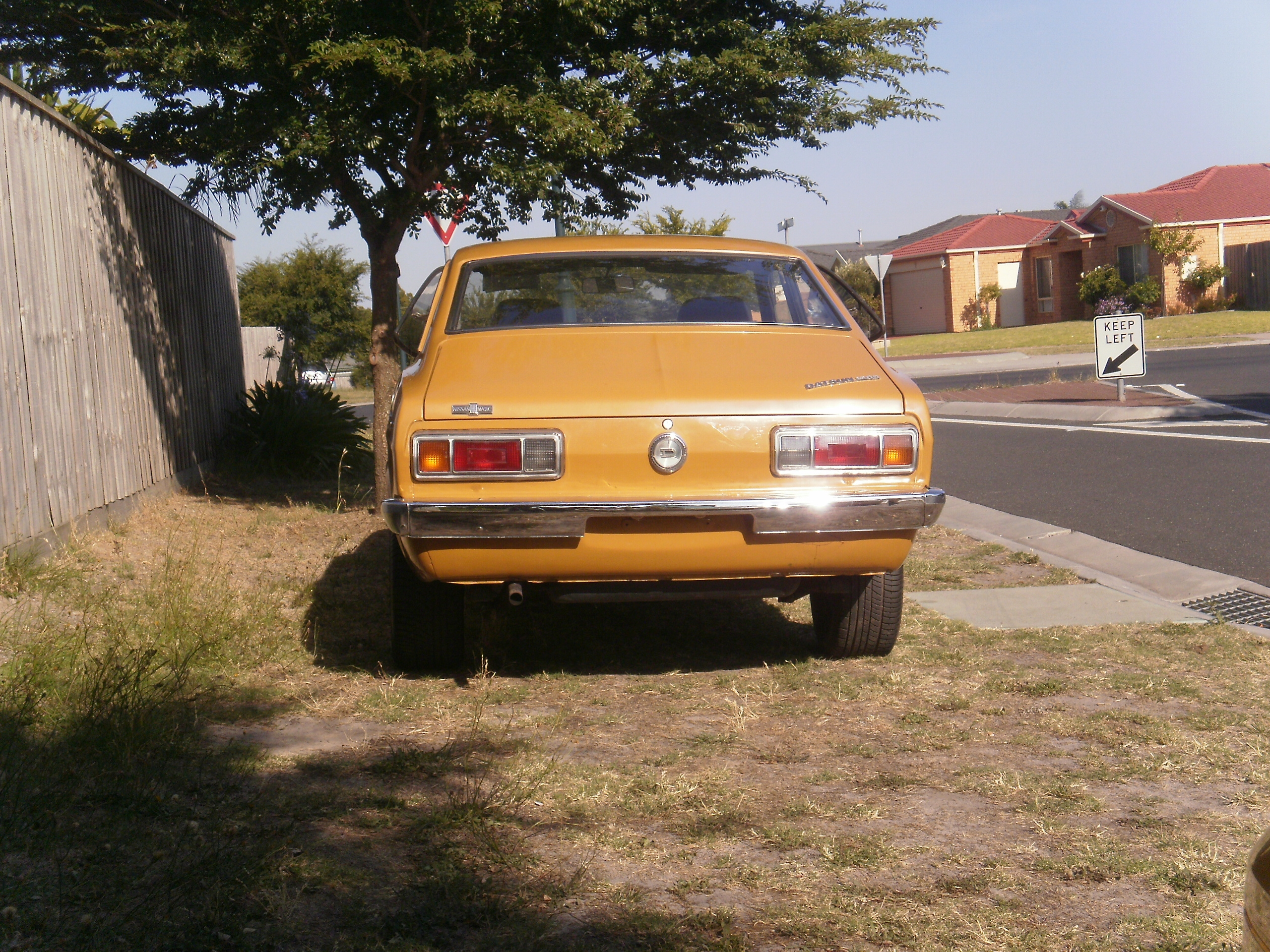 Another 180bsss 1973 Datsun 1200 post... - 14076440
