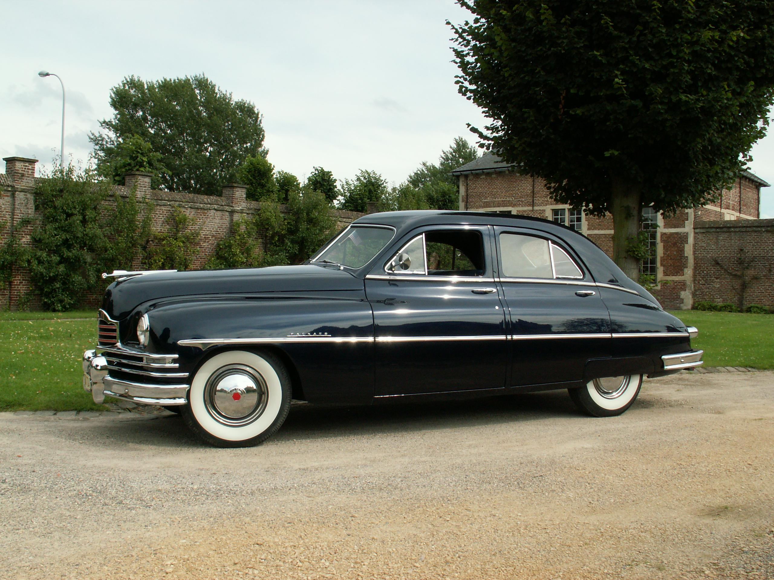 Another 1950cosmo 1950 Packard 200 post... - 14074201