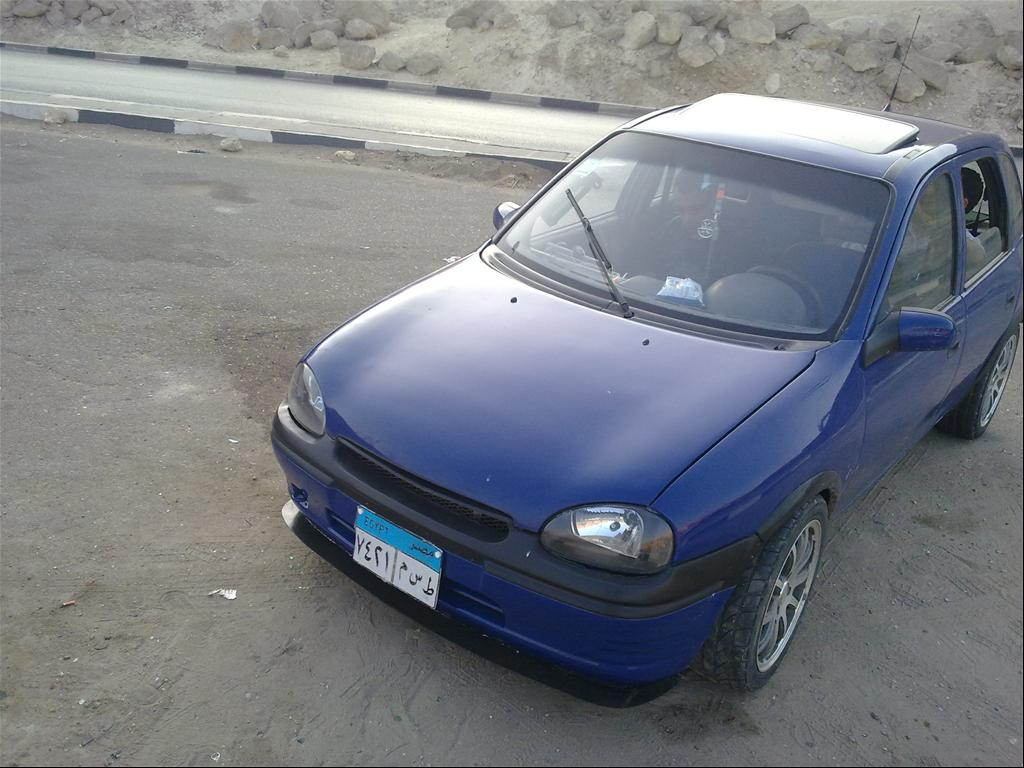 blueattack 39 s 1996 opel corsa in cairo. Black Bedroom Furniture Sets. Home Design Ideas