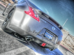 R8tedEs 2009 Nissan 370Z