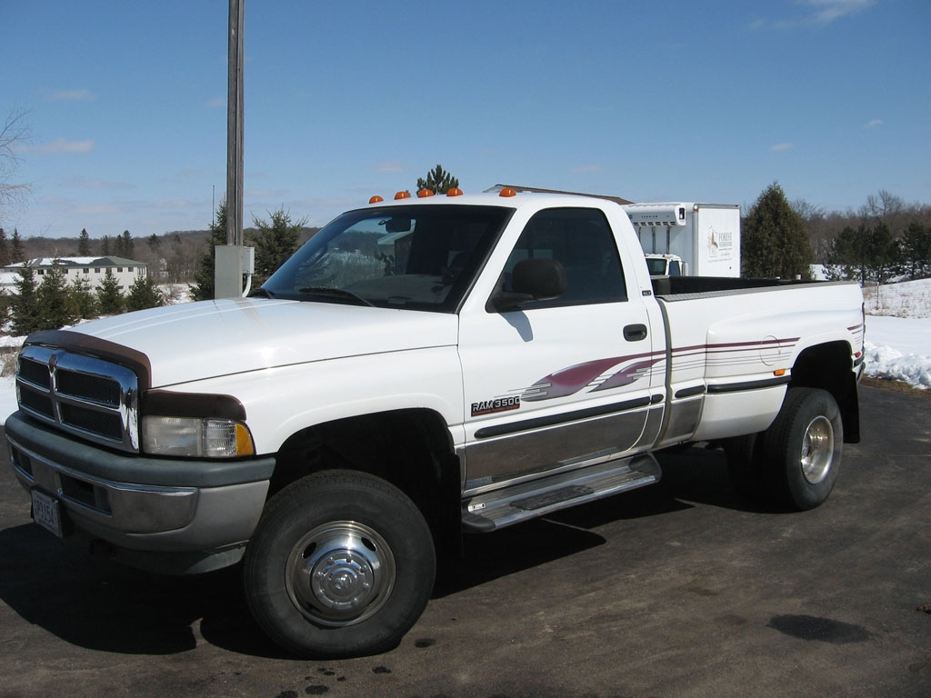 colindoyle 1998 Dodge Ram 3500 Regular Cab 14078493