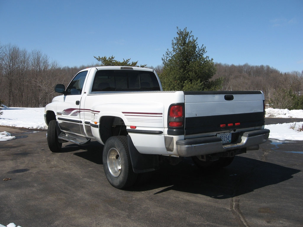 colindoyle 1998 Dodge Ram 3500 Regular Cab 14078497