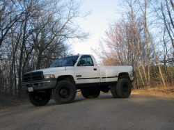 colindoyles 1998 Dodge Ram 3500 Regular Cab