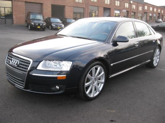 2005 audi a8 view all 2005 audi a8 at cardomain. Black Bedroom Furniture Sets. Home Design Ideas