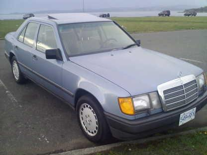 vanagon420 1988 Mercedes-Benz 300E Specs, Photos, Modification Info