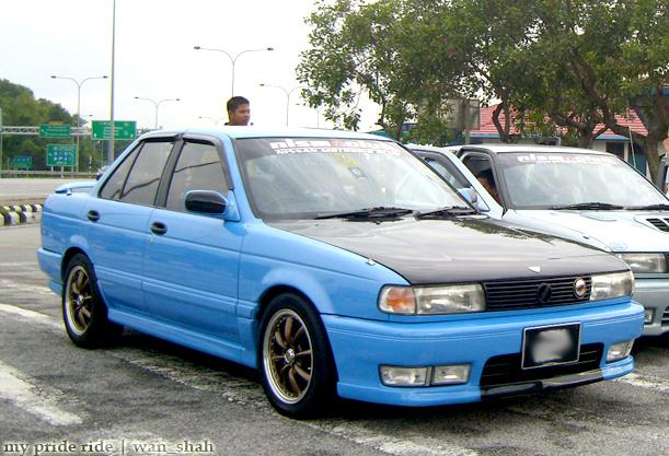 wan_shah 1991 Nissan Sunny Specs, Photos, Modification ...