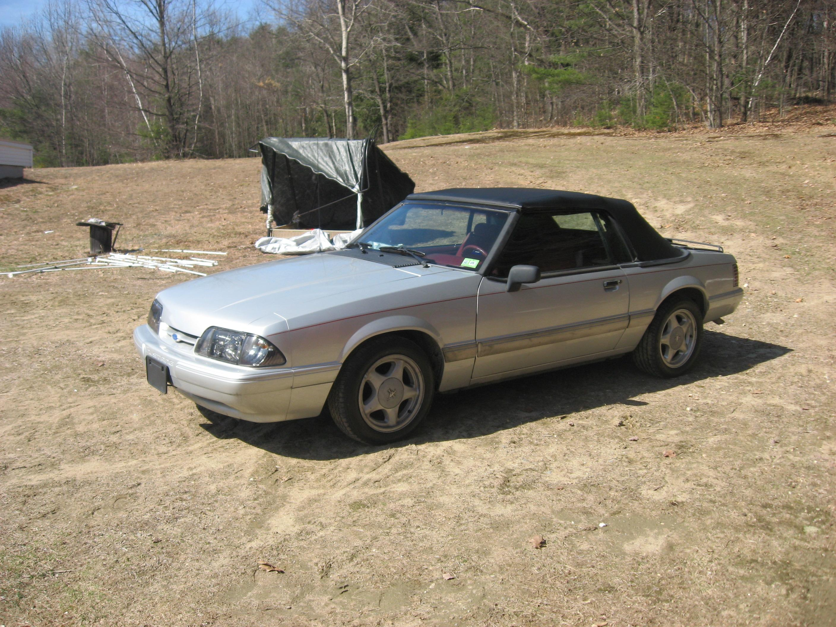 Another doctordetroit 1993 Ford Mustang post... - 14079137