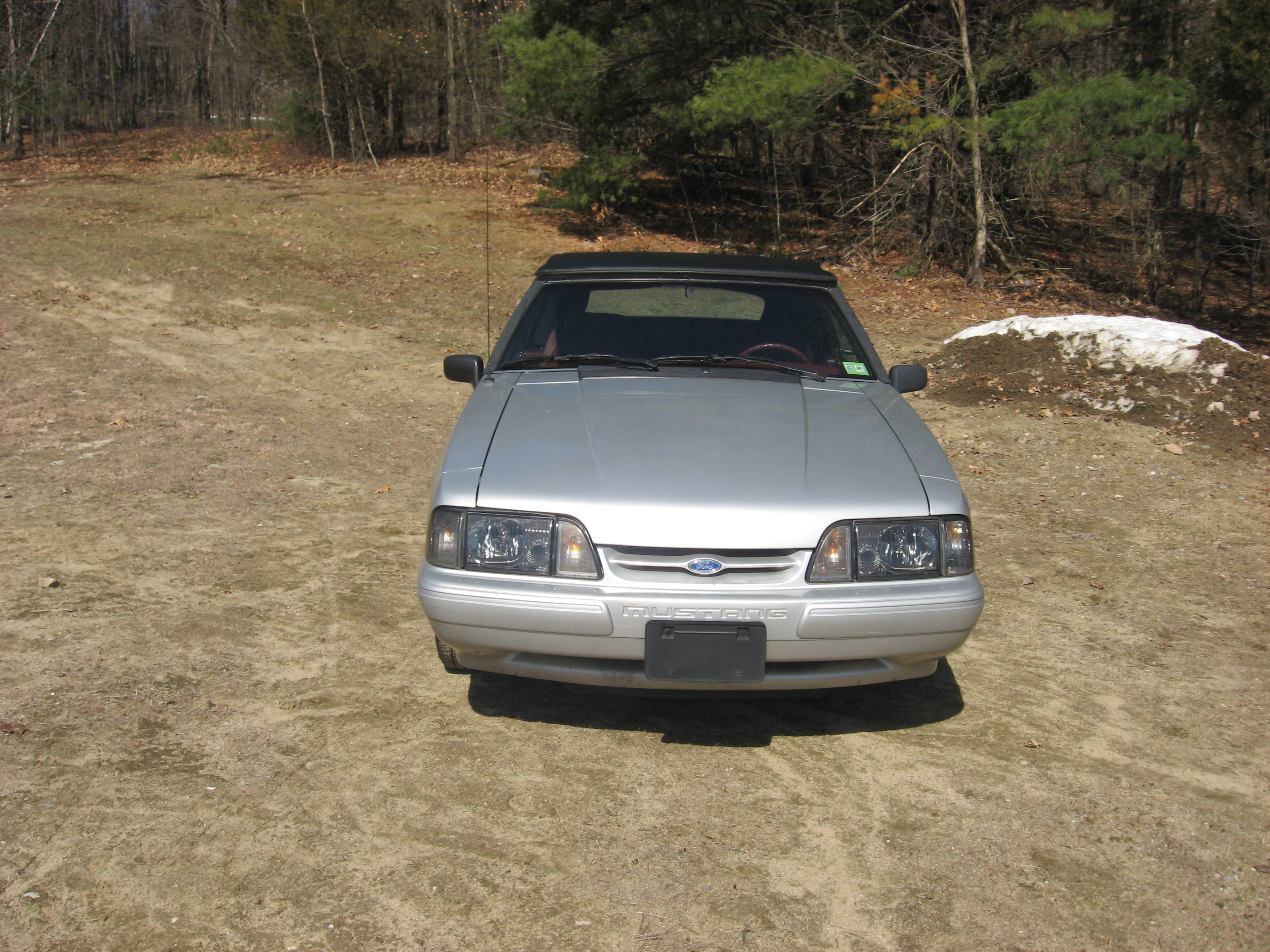 Another doctordetroit 1993 Ford Mustang post... - 14079139