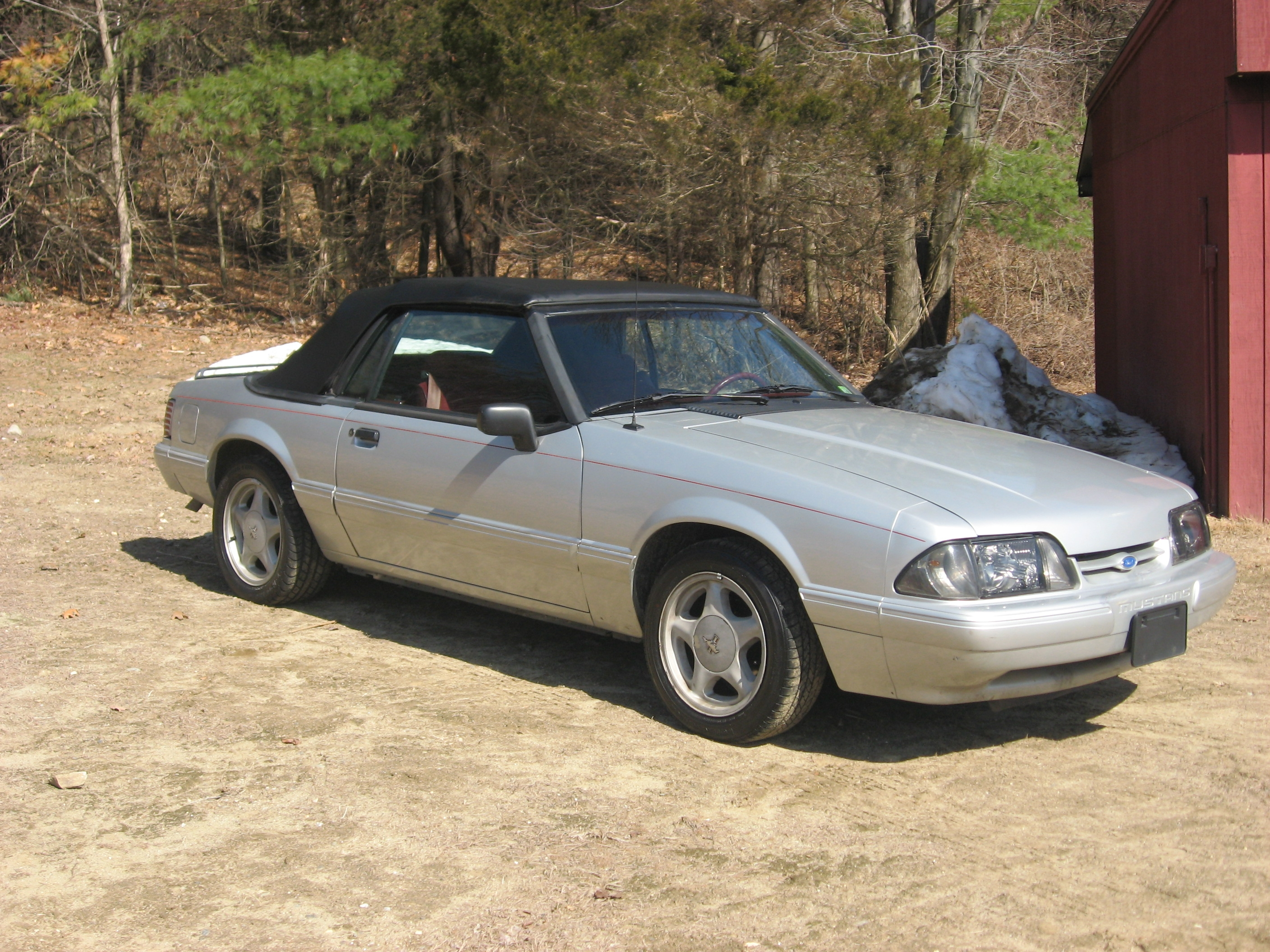 Another doctordetroit 1993 Ford Mustang post... - 14079140