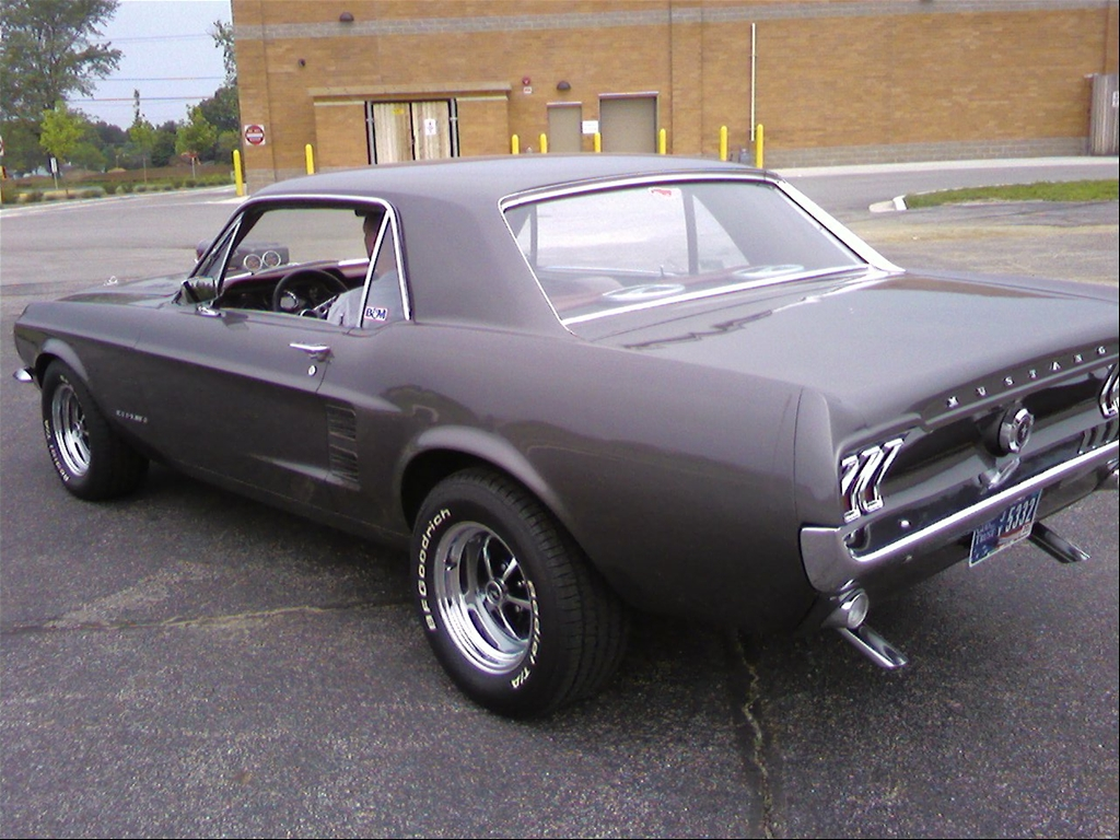 """TERRY's Ford Mustang """"67STANG"""""""