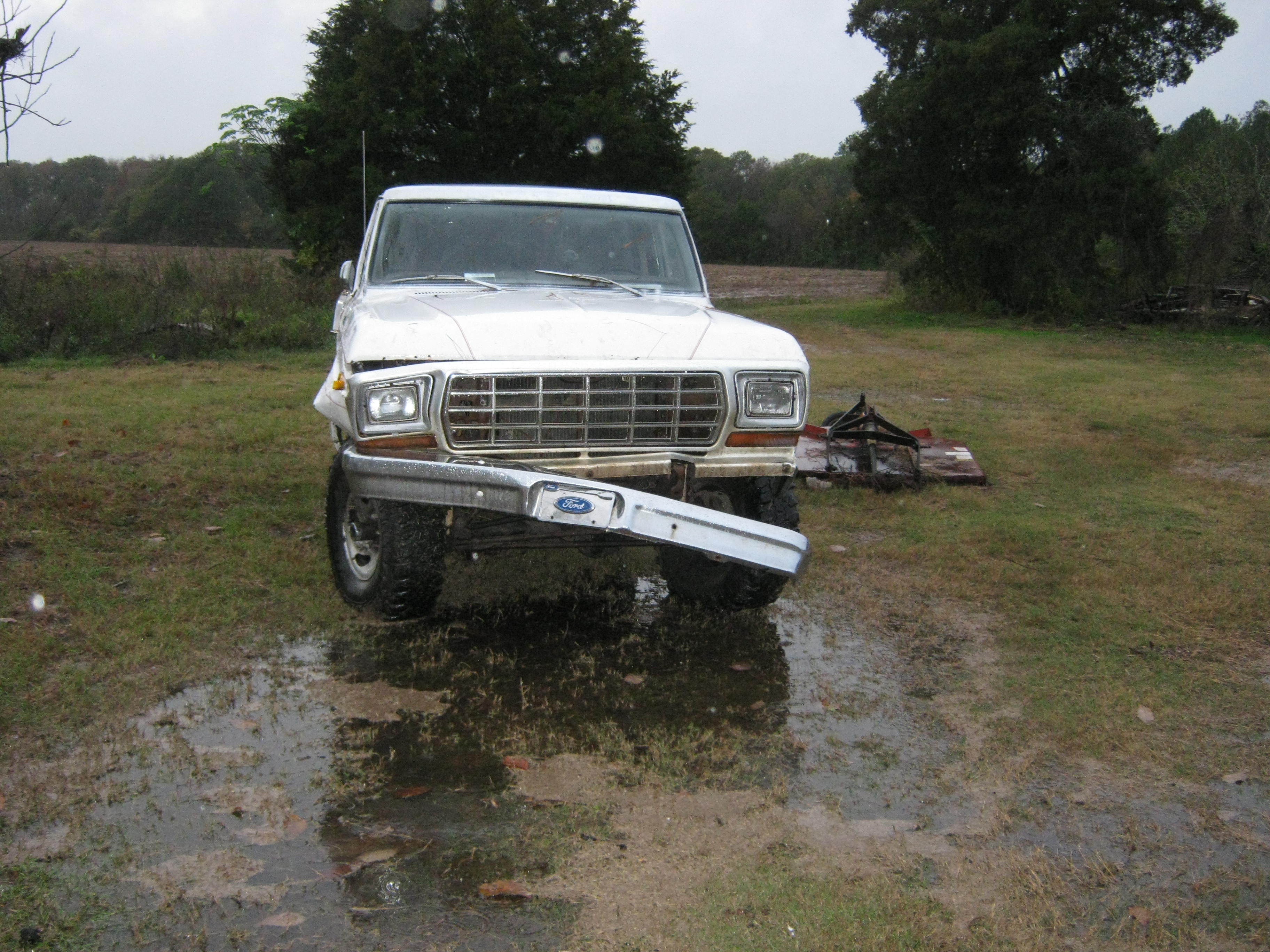 Another 4x4BrahmaCourier 1979 Ford F150 Regular Cab post... - 14080335