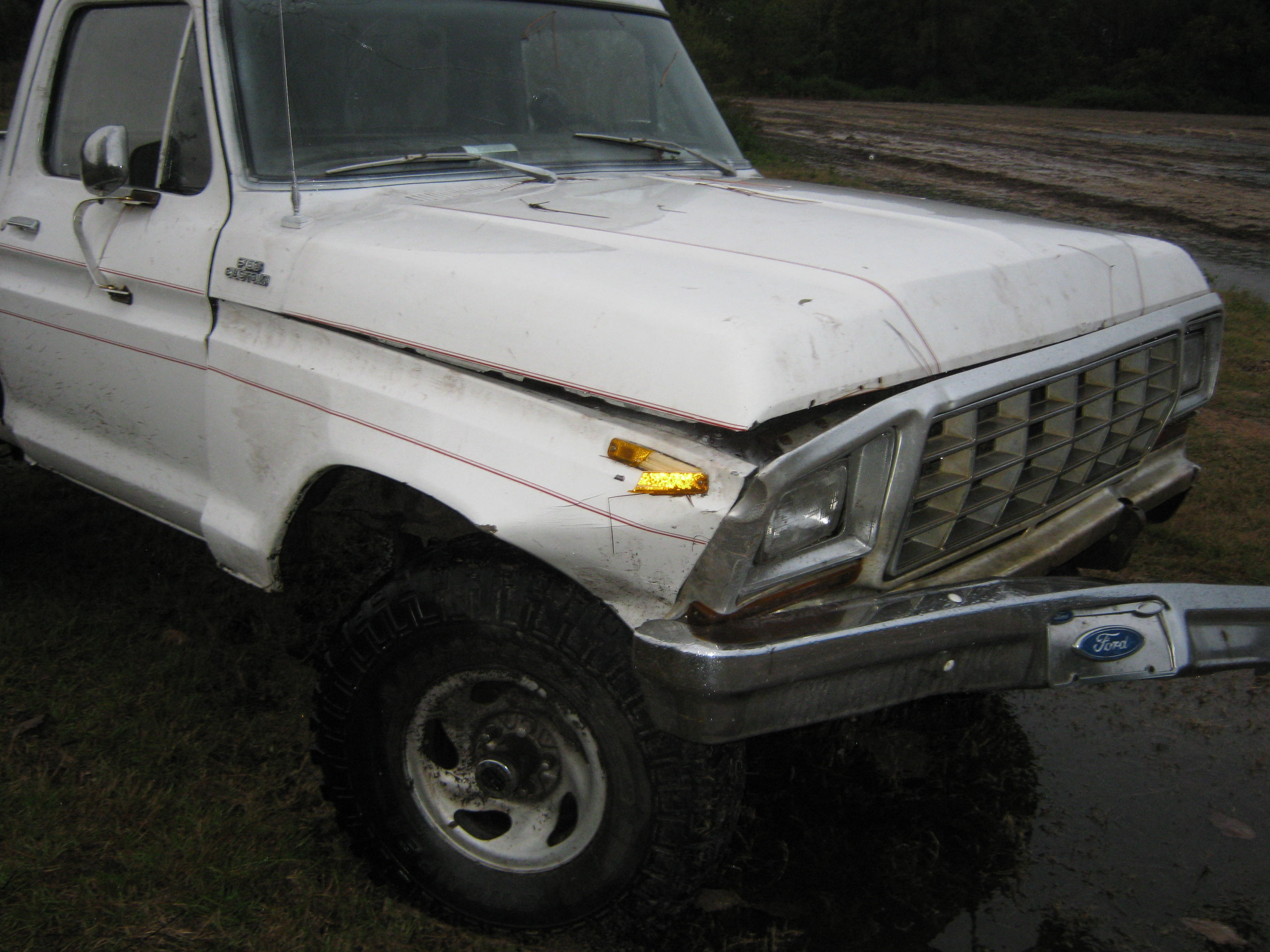 Another 4x4BrahmaCourier 1979 Ford F150 Regular Cab post... - 14080336