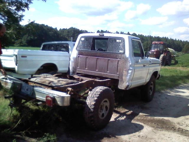 Another 4x4BrahmaCourier 1979 Ford F150 Regular Cab post... - 14080340
