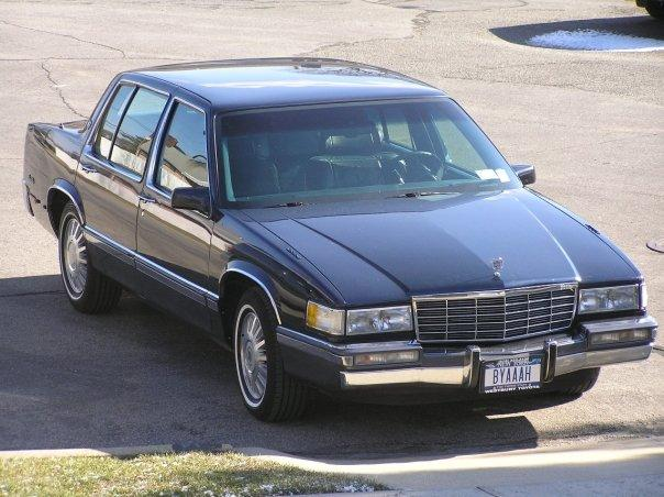 sorrentino97 1991 Cadillac DeVille Specs, Photos, Modification Info