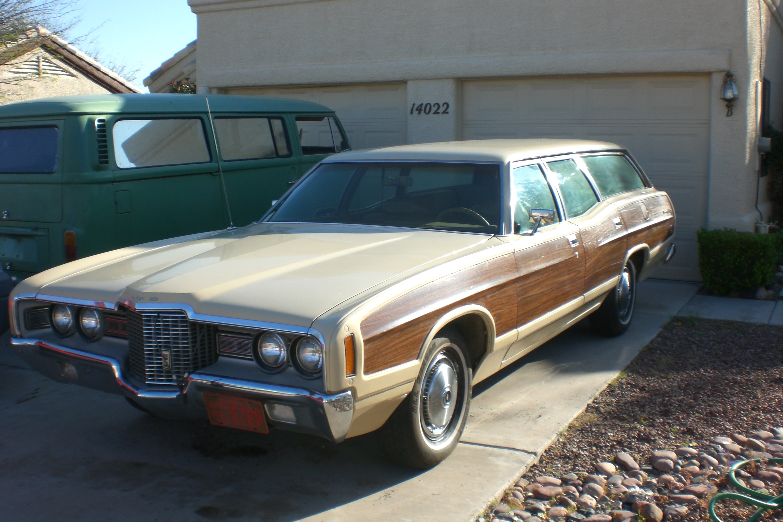 1972 Ford Ltd For Sale >> wlgilmore 1971 Ford LTD Country Squire Specs, Photos, Modification Info at CarDomain