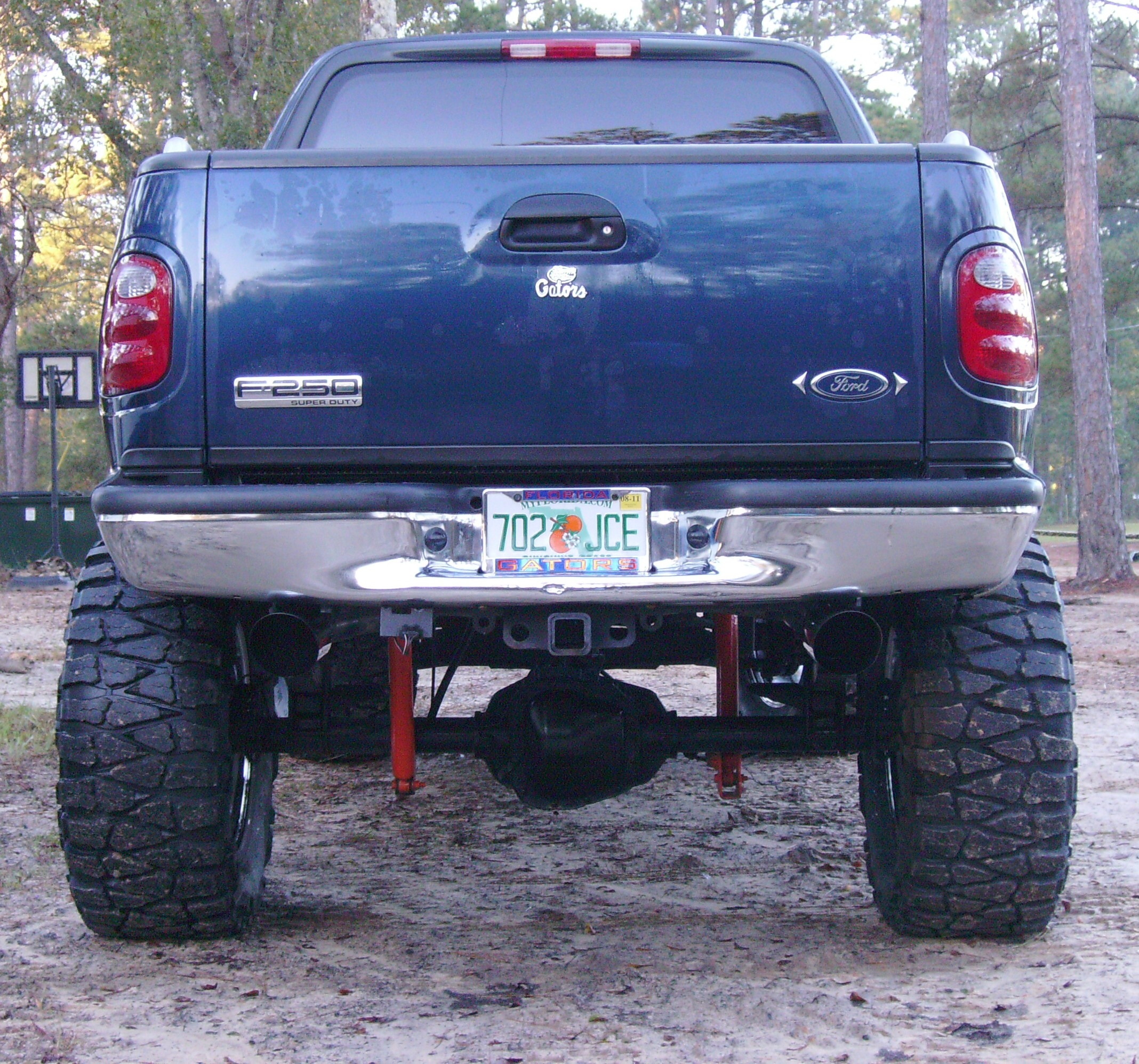Another Baxleybrian 2002 Ford F150 SuperCrew Cab Post