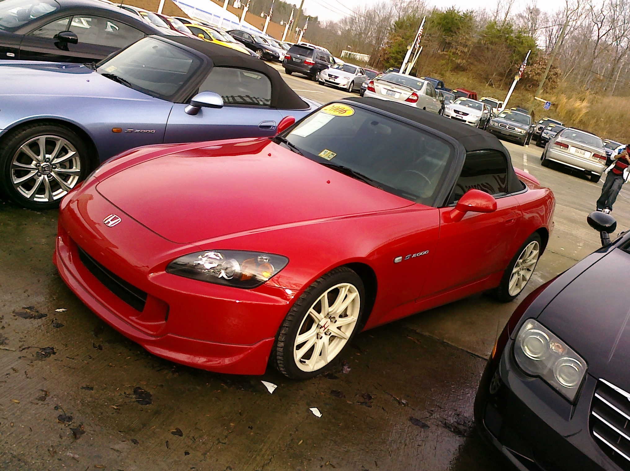 s2k-jdm-lover 2006 Honda S2000 Specs, Photos, Modification ...