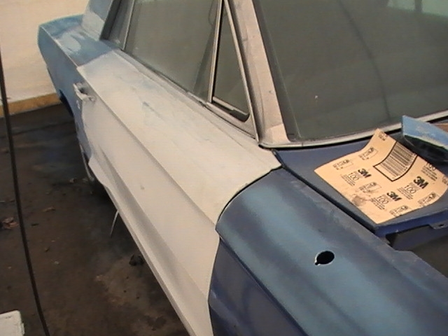 Another verdejor 1964 Ford Thunderbird post... - 14082770