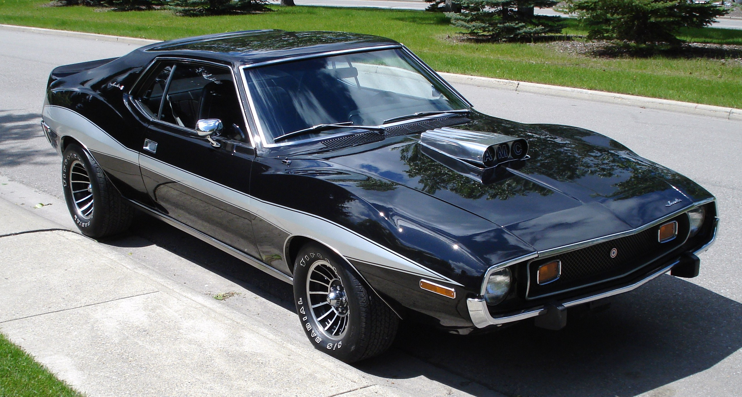 Myamccars 1974 AMC Javelin Specs, Photos, Modification