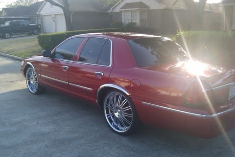 Another HeavyDee713 1998 Mercury Grand Marquis post... - 14082938