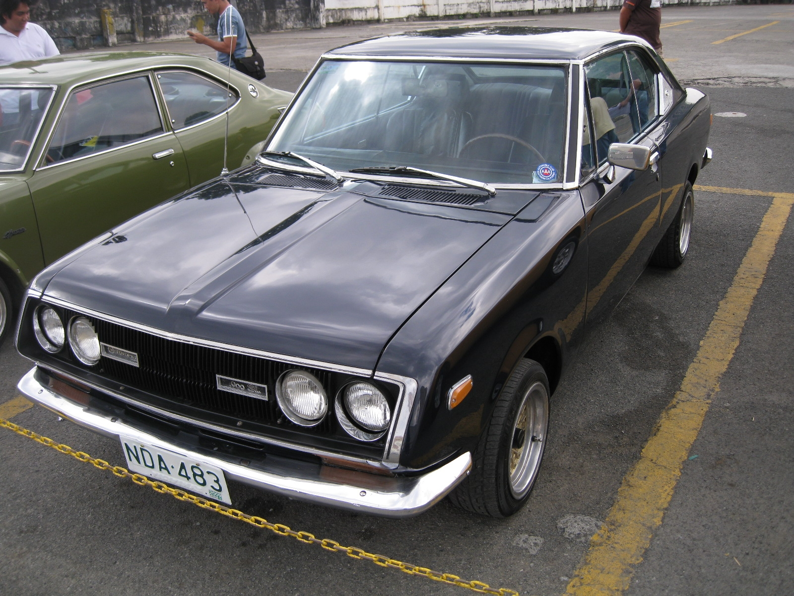Another 69markii 1969 Toyota Corona post... - 9038494