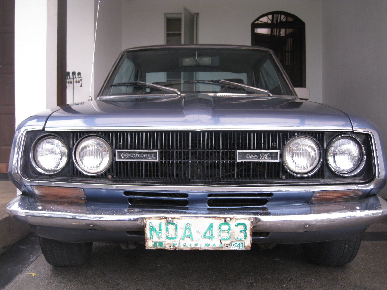 Another 69markii 1969 Toyota Corona post... - 9038694