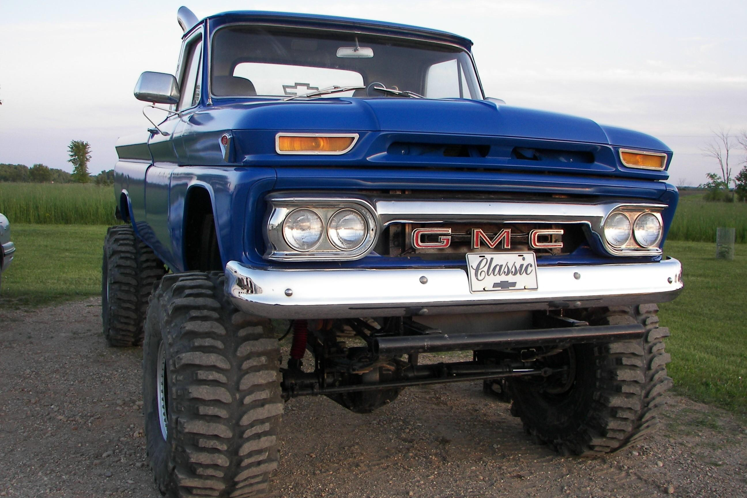 jr-motorsports 1966 GMC 3/4 Ton Specs, Photos, Modification Info at ...