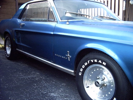Another tonylaboy 1967 Ford Mustang post... - 14083837