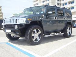 wingn69s 2006 Hummer H2