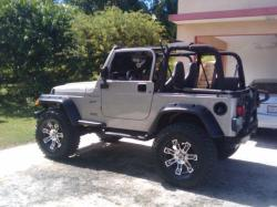 ianblakeshacks 2004 Jeep Wrangler