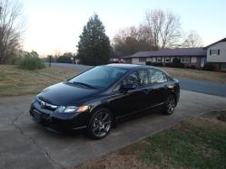 Trentns 2008 Honda Civic