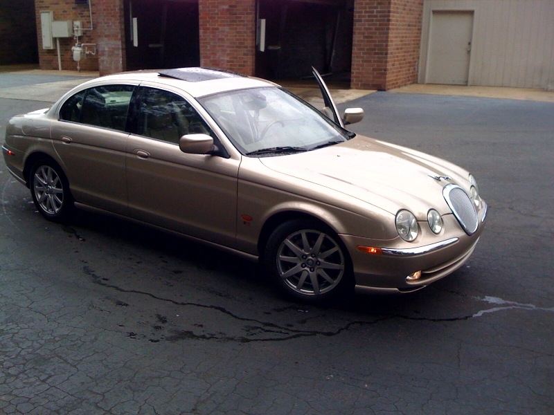 Another Robdrumz 2002 Jaguar S-Type post... - 14085690