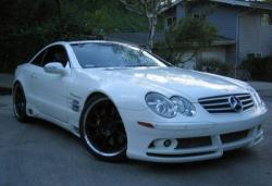 Robdrumzs 2008 Mercedes-Benz SL-Class