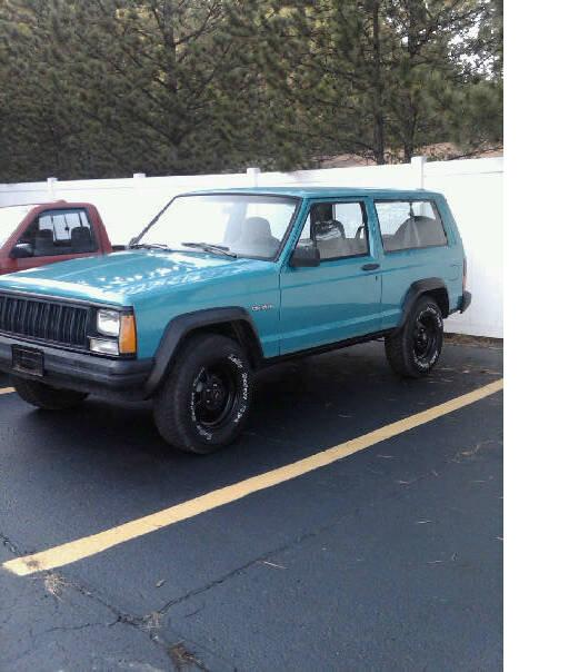 Another KnightRider0987 1996 Jeep Cherokee post... - 14086550