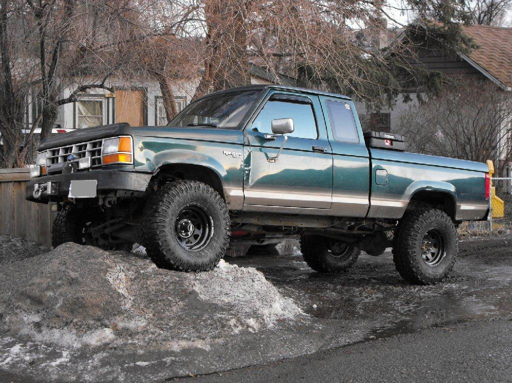 kona 1991 ford ranger regular cab specs photos. Black Bedroom Furniture Sets. Home Design Ideas
