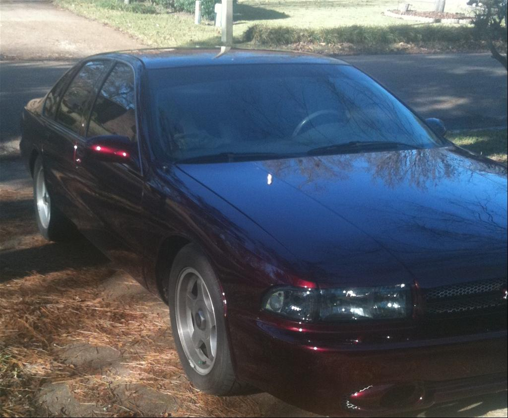 1996 chevy impala ss for sale in autos post. Black Bedroom Furniture Sets. Home Design Ideas