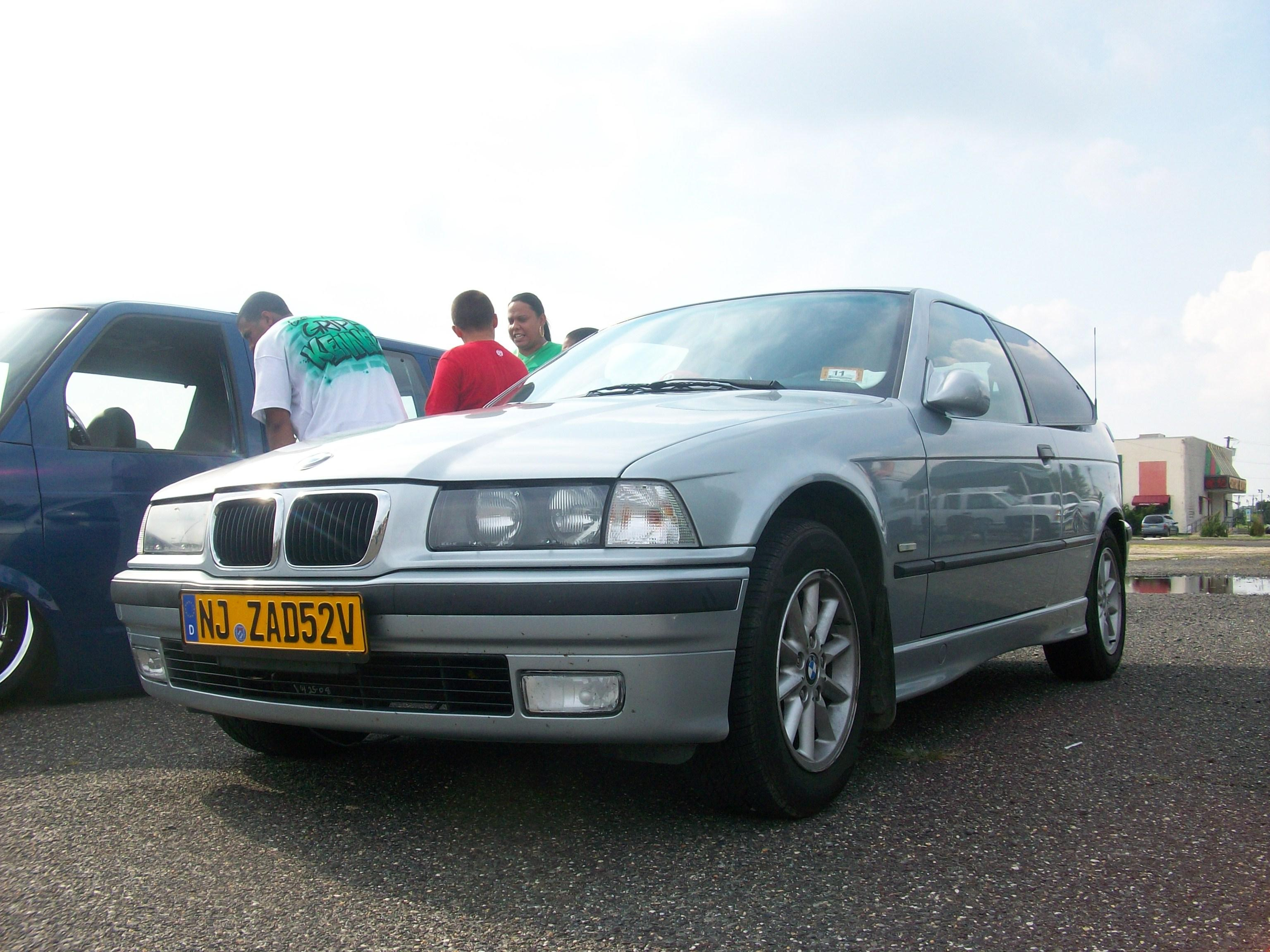 e36compact 1998 BMW 3 Series Specs Photos Modification Info at