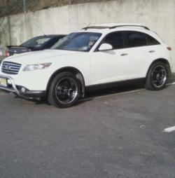 ButchFX35s 2003 Infiniti FX