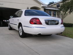 SUPERIOR-ONE 1999 Lincoln Continental