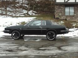 damedash79 1981 Pontiac Grand Prix