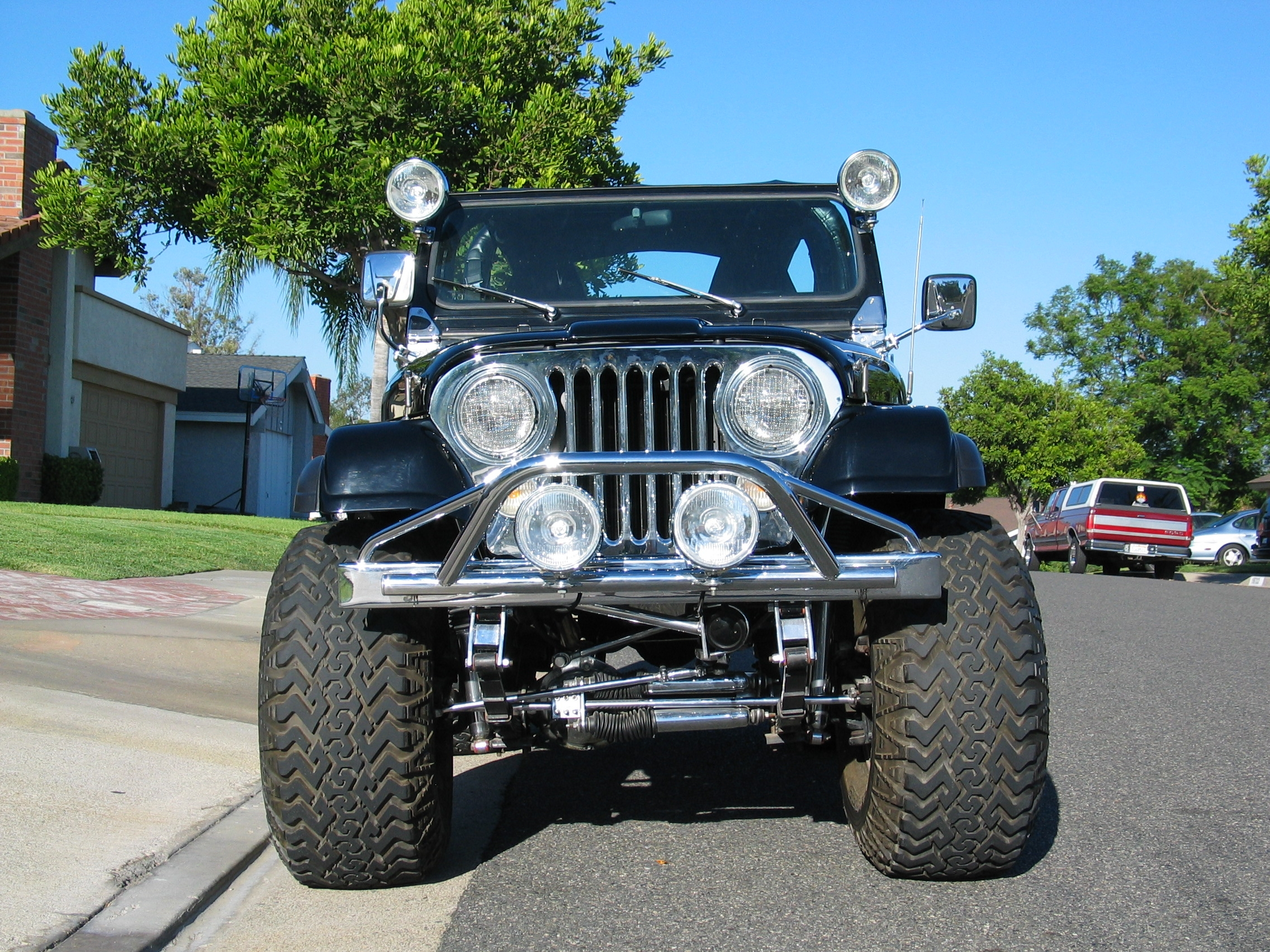 Another Pesner 1980 Jeep CJ5 post... - 14085406