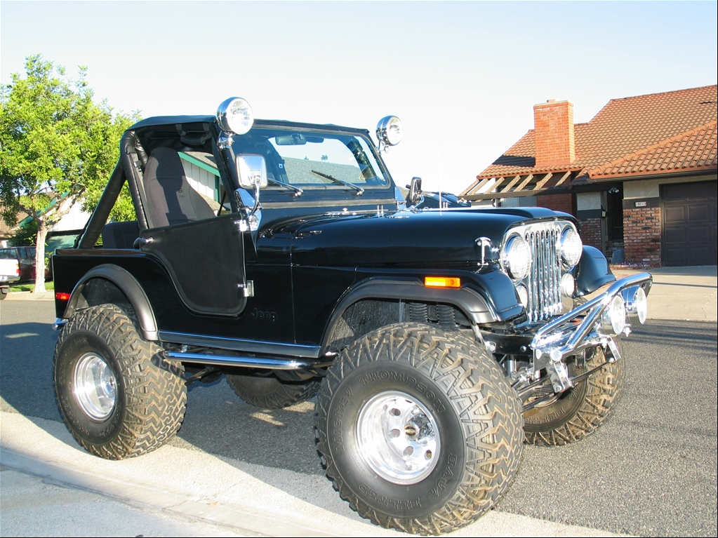 pesner 39 s 1980 jeep cj5 in anaheim ca. Black Bedroom Furniture Sets. Home Design Ideas
