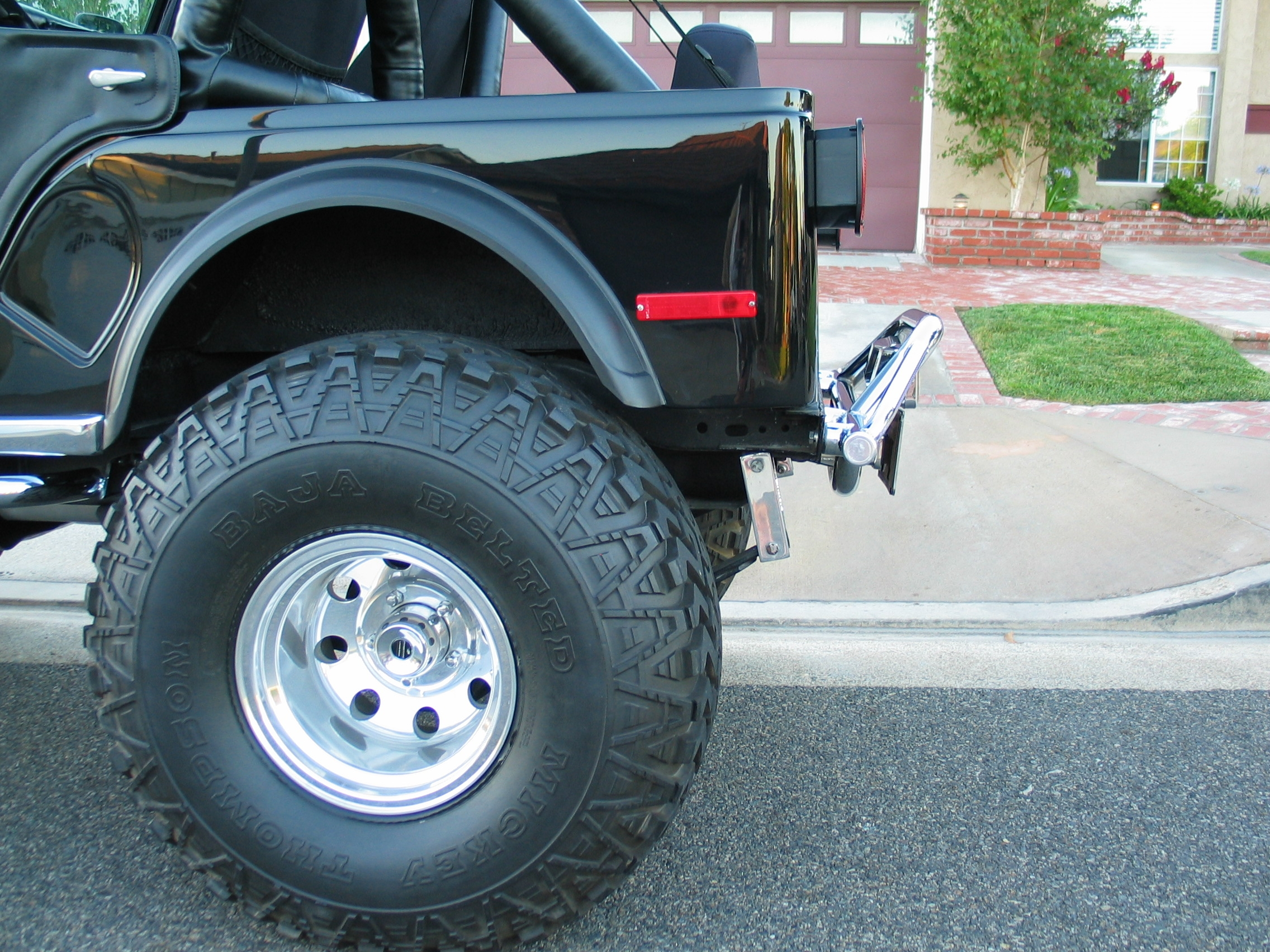 Another Pesner 1980 Jeep CJ5 post... - 14085416