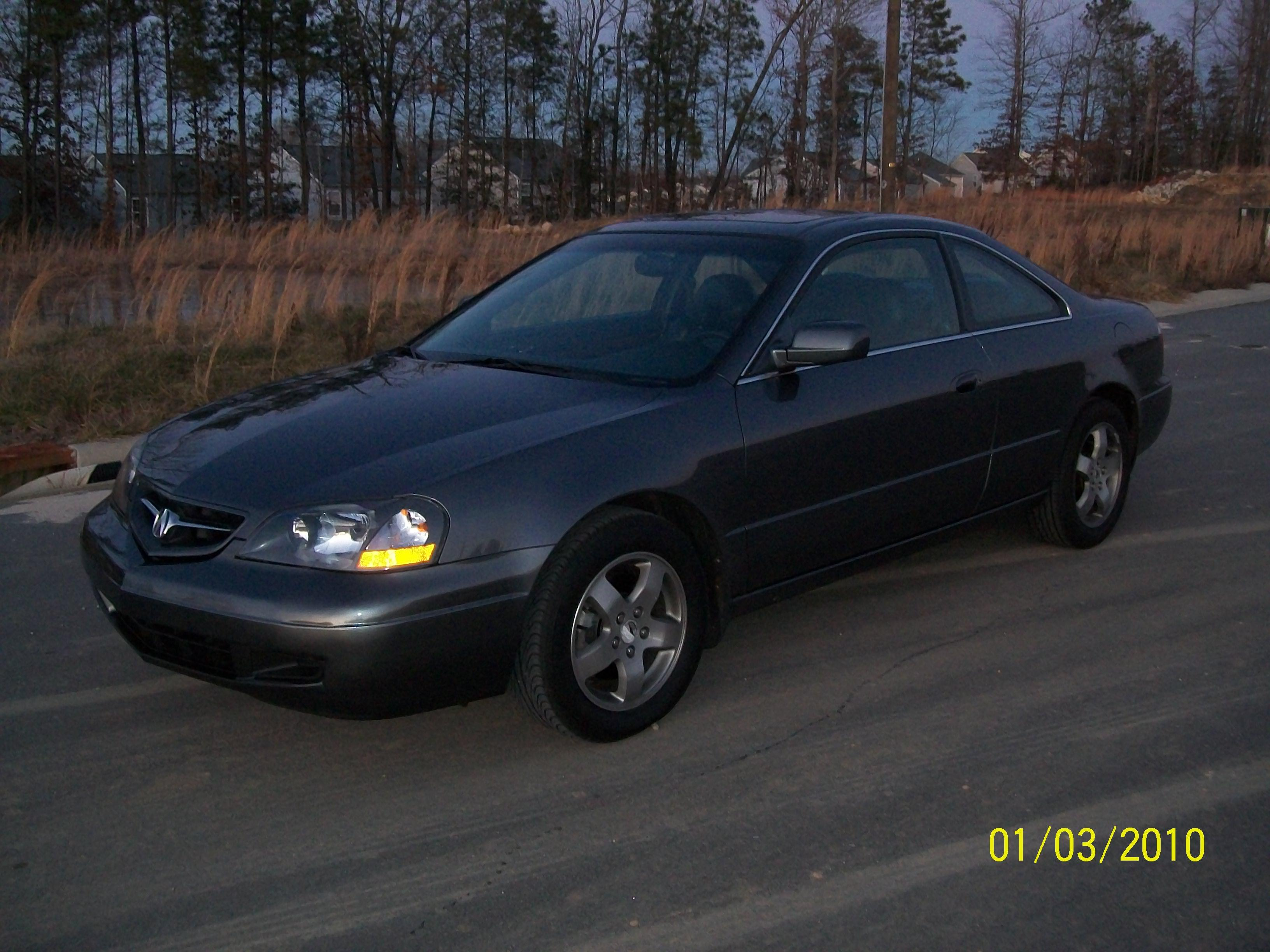pandizzle 39 s 2003 acura cl in knightdale nc. Black Bedroom Furniture Sets. Home Design Ideas